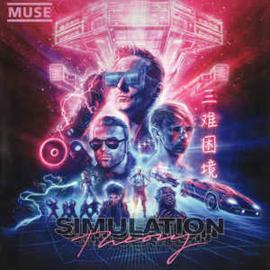 Muse – Simulation Theory (LP)