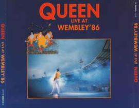 Queen – Live At Wembley '86 (CD)