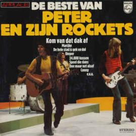 Peter En Zijn Rockets – De Beste Van Peter En Zijn Rockets