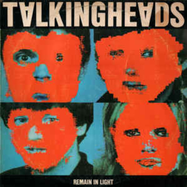 Talking Heads ‎– Remain In Light