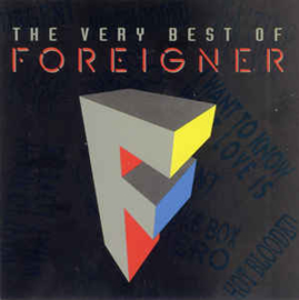 Foreigner – The Very Best Of Foreigner (CD)