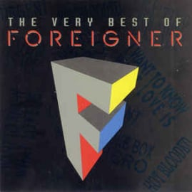 Foreigner ‎– The Very Best Of Foreigner (CD)