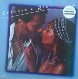 Peaches & Herb ‎– 2 Hot!