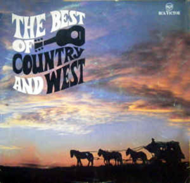 Various ‎– The Best Of Country And West