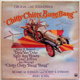Original Soundtrack Chitty Chitty Bang Bang Cast, Presents*, Dick Van Dyke (2), Sally Ann Howes, Lionel Jeffries ‎– Chitty Chitty Bang Bang