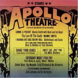 Various – Stars Of The Apollo Theatre