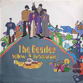 Beatles ‎– Yellow Submarine
