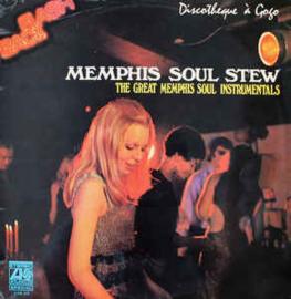 Various – Memphis Soul Stew - The Great Memphis Soul Instrumentals