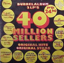 Various – 40 Million Sellers