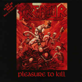 Kreator ‎– Pleasure To Kill / Flag Of Hate (CD)