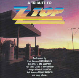 Various ‎– A Tribute To ZZ Top (CD)