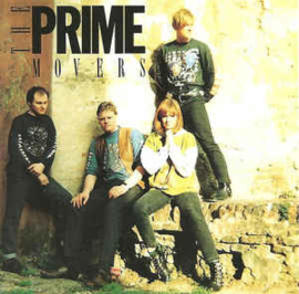 Prime Movers ‎– Earth Church (CD)