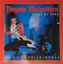 Yngwie Malmsteen ‎– Trial By Fire: Live In Leningrad