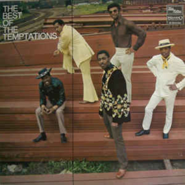 Temptations ‎– The Best Of The Temptations