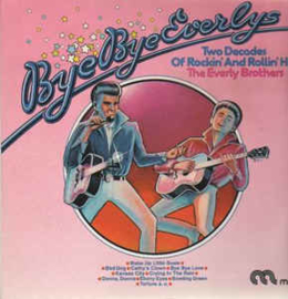Everly Brothers ‎– Bye Bye Everlys