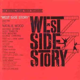 Various ‎– West Side Story - The Original Sound Track Recording (CD)