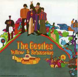 Beatles ‎– Yellow Submarine (CD)