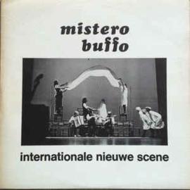 Internationale Nieuwe Scene – Mistero Buffo