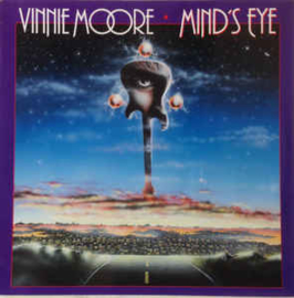 Vinnie Moore ‎– Mind's Eye