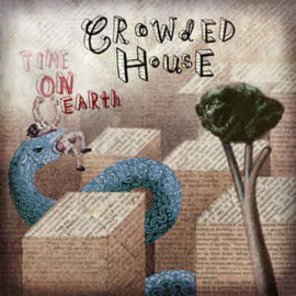 Crowded House ‎– Time On Earth (CD)
