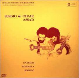 Sergio & Odair Assad* - Gnatalli* / Piazzolla* / Rodrigo* – Gnatalli Piazzolla Rodrigo