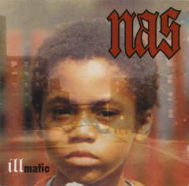 Nas ‎– Illmatic (CD)