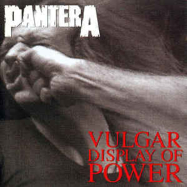 Pantera ‎– Vulgar Display Of Power (CD)
