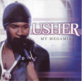 Usher – My Megamix (CD)