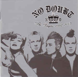 No Doubt ‎– The Singles 1992 - 2003 (CD)