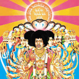 Jimi Hendrix Experience ‎– Axis: Bold As Love (CD)