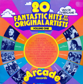 Various – 20 Fantastic Hits By The Original Artists (Volume One)