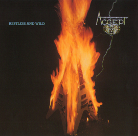 Accept – Restless And Wild (CD)