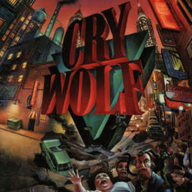 Cry Wolf ‎– Crunch (CD)