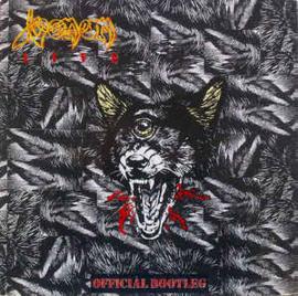 Venom – Live : Official Bootleg