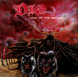 Dio – Lock Up The Wolves (CD)