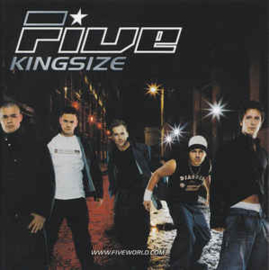 Five ‎– Kingsize (CD)