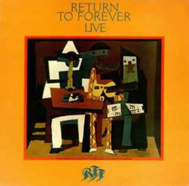 Return To Forever – Live