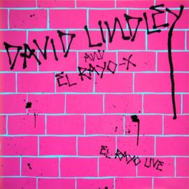 David Lindley And El Rayo-X – El Rayo Live