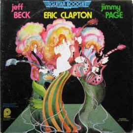 Various -  Eric Clapton / Jeff Beck / Jimmy Page ‎– Guitar Boogie