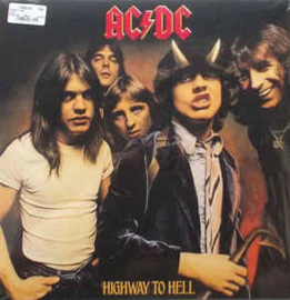 AC/DC ‎– Highway To Hell (LP)