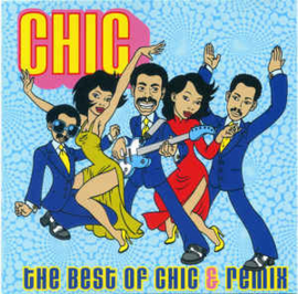 Chic ‎– The Best Of Chic & Remix (CD)
