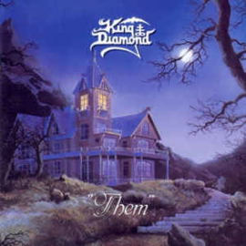 "King Diamond ‎– ""Them"" (CD)"