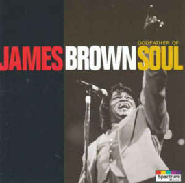 James Brown ‎– Godfather Of Soul (CD)