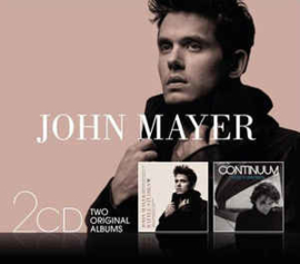 John Mayer ‎– Continuum / Battle Studiesm (CD)