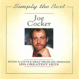 Joe Cocker – With A Little Help From My Friends - His Greatest Hits (CD)