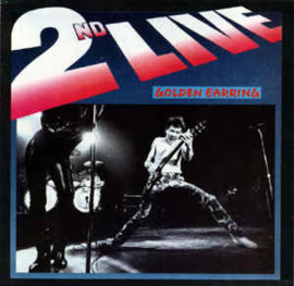 Golden Earring ‎– 2nd Live (CD)