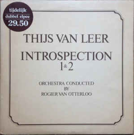 Thijs van Leer ‎– Introspection Album 1 & 2