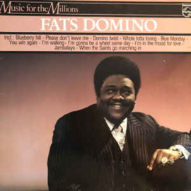 Fats Domino ‎– Music For The Millions