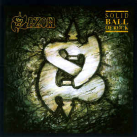Saxon ‎– Solid Ball Of Rock (CD)