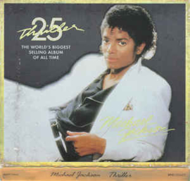 Michael Jackson – Thriller 25 (CD)